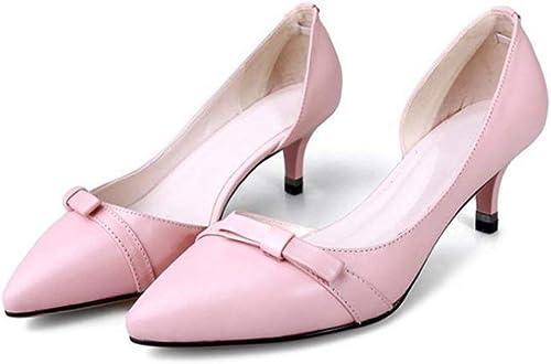 HhGold Flache Flache Flache Schuhe In Einem Niedrigen,Rosa,39 (Farbe   Wie Gezeigt, Größe   EinheitsGröße)  schnelle Lieferung