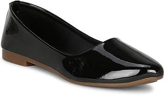 Denill Women's Pointed Ballet Flats