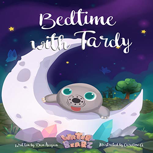 Bedtime with Tardy audiobook cover art