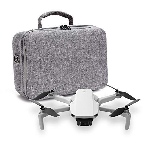 WanNing Black Drone One-Shoulder-Reisetasche, wasserdichte Tragetasche Schultertasche Für Drohnen Und Zubehör, Drone Aufbewahrungstasche Für DJI Mavic Mini Drone, 29 19,5 12,5 cm