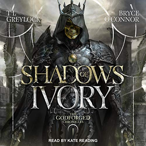 Couverture de Shadows of Ivory