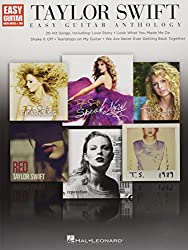 Taylor swift - easy guitar anthology guitare