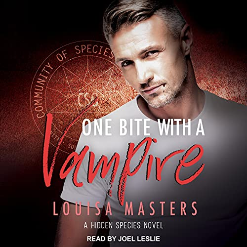 One Bite with a Vampire cover art