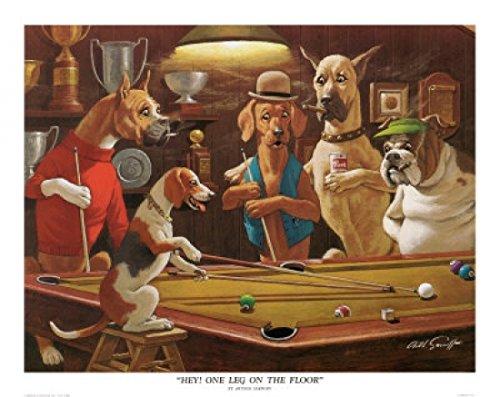 The Poster Corp Arthur Sarnoff – Hey! Artistica di Stampa (50,80 x 40,64 cm): Amazon.es: Hogar