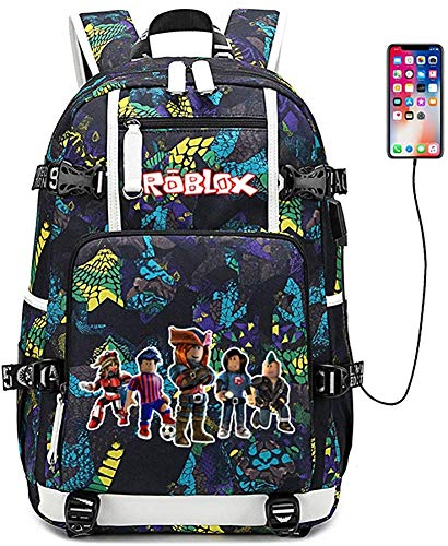 Multifunction Backpack Casual Daypack Travel Laptop Backpack School Bag Shoulder Bag for Girls Women Teenagers (Blue2)