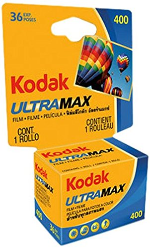 Kodak Ultramax 603 4078 400 Color Negative Film (ISO 400), 35 mm, 36 Belichtungen