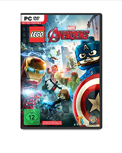 LEGO Marvel Avengers - [PC]