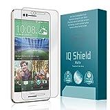IQ Shield Matte Screen Protector Compatible with HTC Desire 728 Anti-Glare Anti-Bubble Film