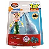 Toy Story Hawaiian Vacation Jessie Action Figure 6'' H with Build...