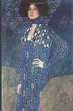 Emilie Floge Journal: Blank Notebook Diary Memoir (Gustave Klimt 365 Lined)