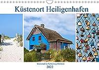 Kuestenort Heiligenhafen (Wandkalender 2022 DIN A4 quer): Impressionen aus Heiligenhafen (Monatskalender, 14 Seiten )