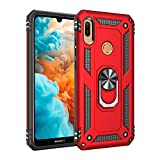 VGANA Case Compatible for Huawei Y6S 2019, Tough Armor Anti