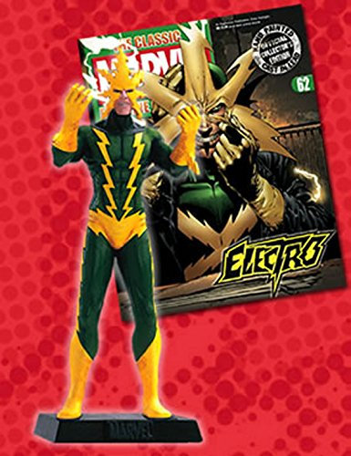 Marvel Figurine Collection Nº 62 Electro