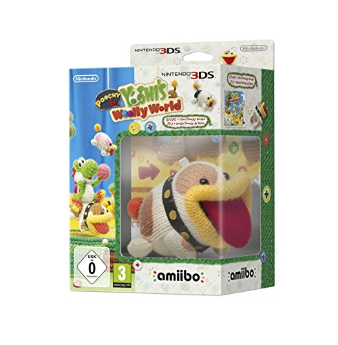 3DS Poochy and Yoshi's Woolly ...