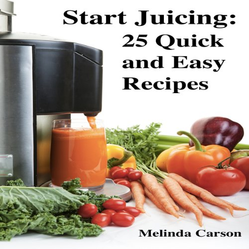 Start Juicing cover art
