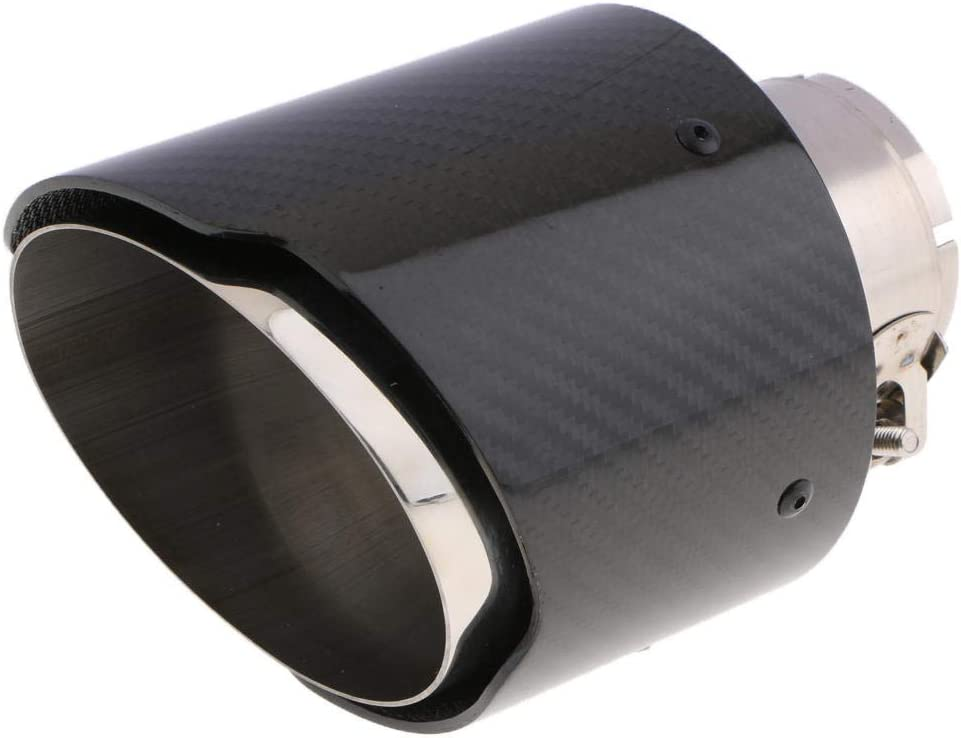 NFRADFM It is free shipping very popular Car Universal Exhaust End Tail Muffler Aut Pipe Silencer