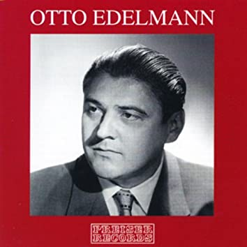 Otto Edelmann zum 85. Geburtstag