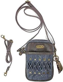 Chala Cell Phone Crossbody Purse - Handbag with Adjustable Strap