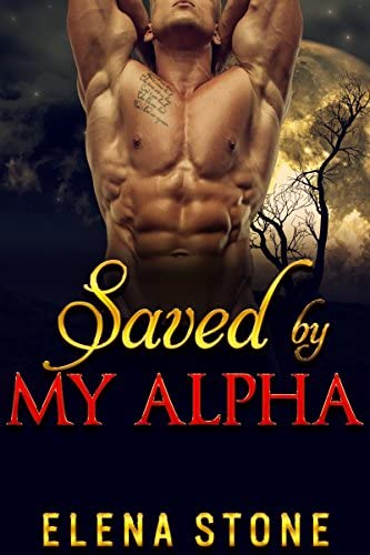 Saved By My Alpha BBW Paranormal Shape Shifter Romance product image
