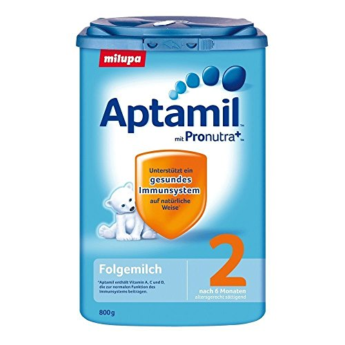 Aptamil 2 opvolgmelk met Pronutra, verpakking van 10 (10 x 800 g)