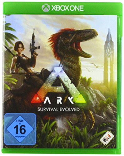 ARK: Survival Evolved - Xbox One [Importación alemana]