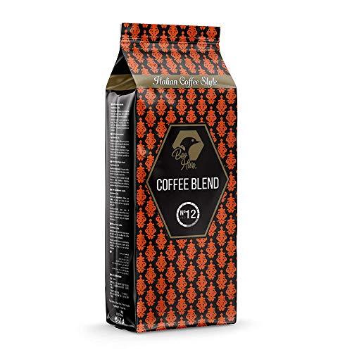 Beo Hive   Café en Grano   Coffee Blend Espresso Crema   1 kg   Aromático y de Tueste Natural   Café en Grano Natural   Sabor Intenso y Cremoso   Café Seleccionado de Primera Calidad
