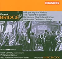 Bridge: Orchestral Works 6 by Lesley Hatfield (2006-09-01)