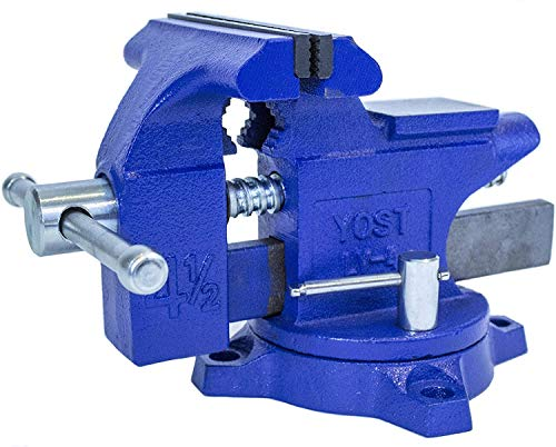 """Yost LV-4 Home Vise 4-1/2"""" (1 Pack) (Four Pack)"""