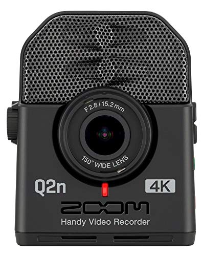 Zoom, Q2n-4K, registratore video audio