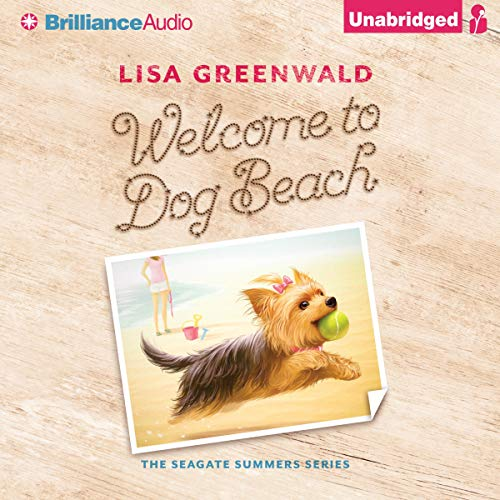 Welcome to Dog Beach  By  cover art