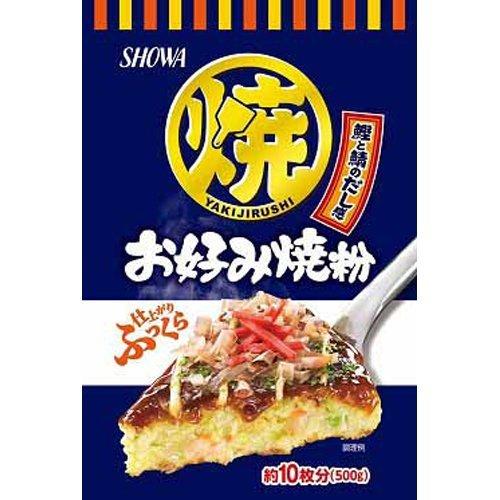 Showa Sangyo Okonomiyaki 500 g de harina