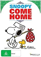 Snoopy Come Home [DVD]