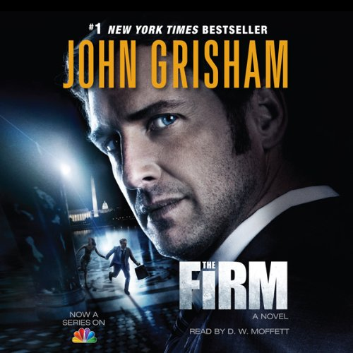 The Firm audiobook cover art