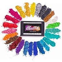 25-Count Muerk Mica Epoxy Resin Color Pigment Powder