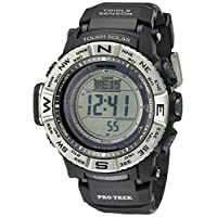 Casio Mens Pro Trek PRW3500 Solar Powered Atomic Digital Watch Deals