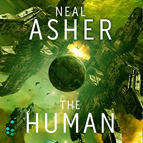 The Human: Rise of the Jain, Book 3