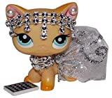 Nick SILVER PRINCESS clothes accessories for Little Pet CAT/LPS CAT/DOG + Compatible for Cat Littlest Pet Shop (cat/dog NOT INCLUDED)