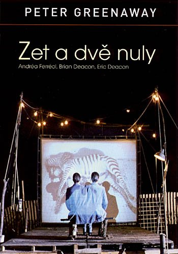 A Zed And Two Noughts - Peter Greenaway [DVD]