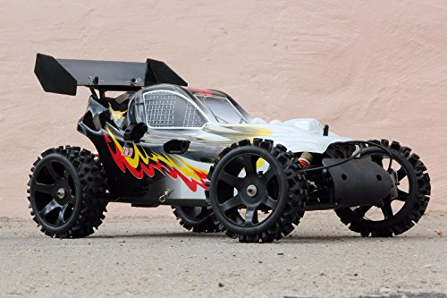 RC XTC Racing Monster Buggy PRO 30,5ccm 80Km/h VERBRENNER + 2,4GHZ Funke 1:6 1:5