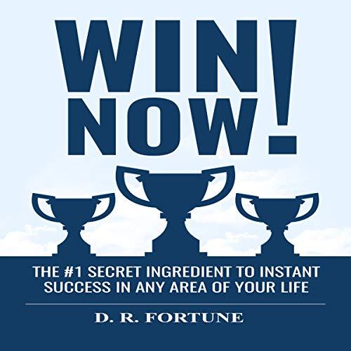 Win Now! audiobook cover art