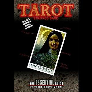 Tarot Stripped Bare audiobook cover art