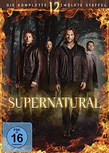 Supernatural - Die komplette zwölfte Staffel [6 DVDs]