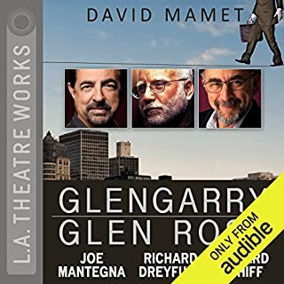 Couverture de Glengarry Glen Ross