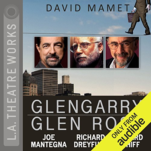 Glengarry Glen Ross audiobook cover art