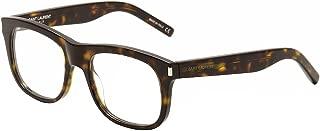 Eyeglasses SL88 SL/88 002 Havana/Transparent Optical Frame 54mm