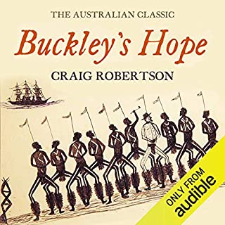 Buckley's Hope cover art