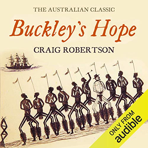 Buckley's Hope  By  cover art