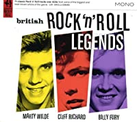 British Rock 'n' Roll Legends