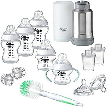 Tommee Tippee Newborn Baby Essentials Feeding Gift Set