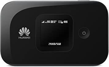 Huawei E5577s-321 150 Mbps 4G LTE Mobile WiFi Hotspot (4G LTE in Europe, Asia, Middle East, Africa & 3G Globally) Unlocked...